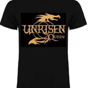 Camiseta Unrisen Queen Frente