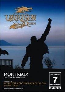 Concierto Montreux Freddie Mercury's Memorial Day