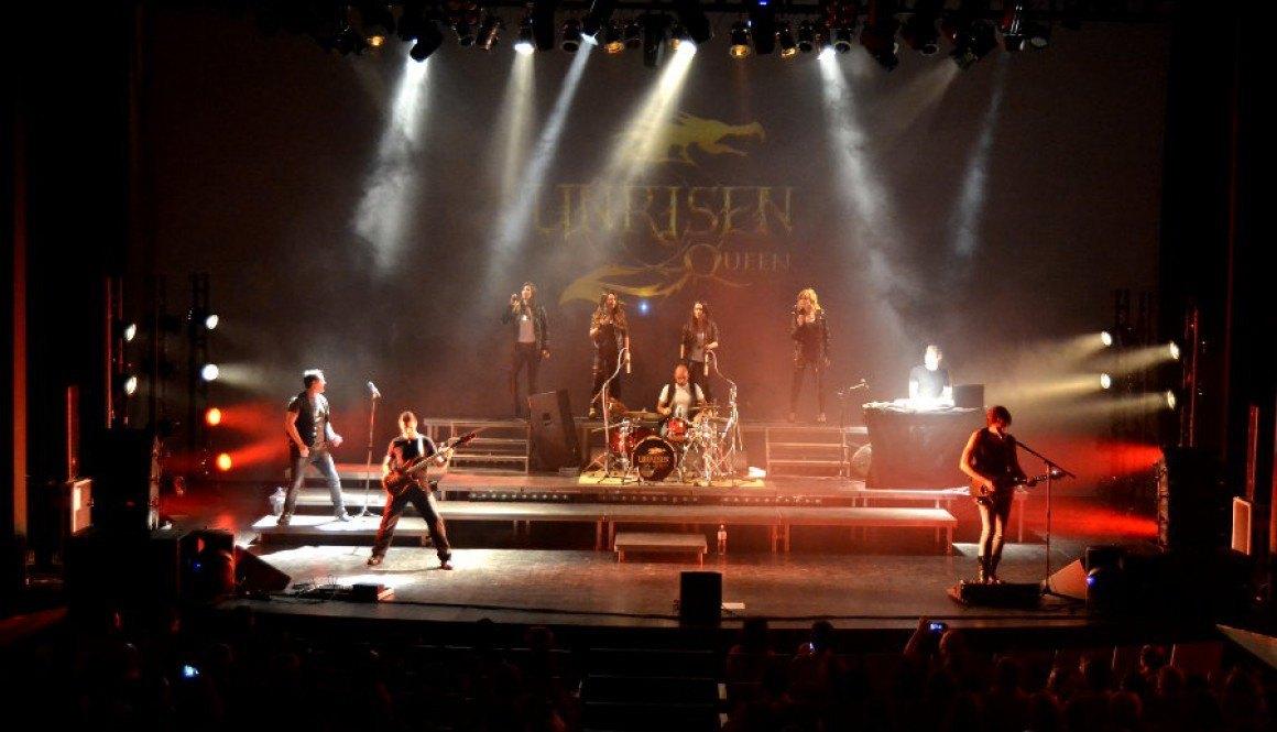 Fotos Unrisen Queen Teatro Capitol Cieza III