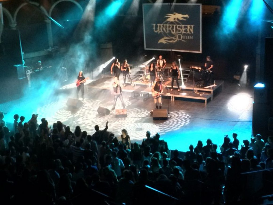 Unrisen Queen Concierto en San Javier