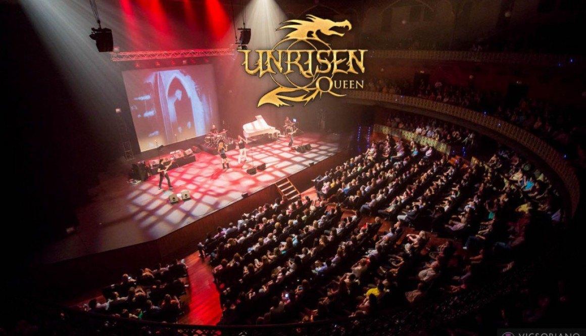 Unrisen Queen Concierto en Teatro Circo compressor