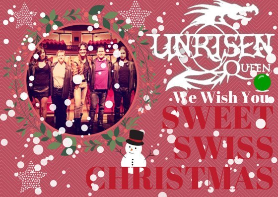 Unrisen Queen Sweet Swiss Christmas
