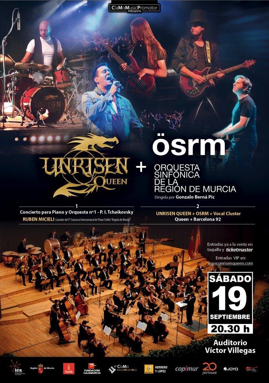 Unrisen Queen Y OSRM