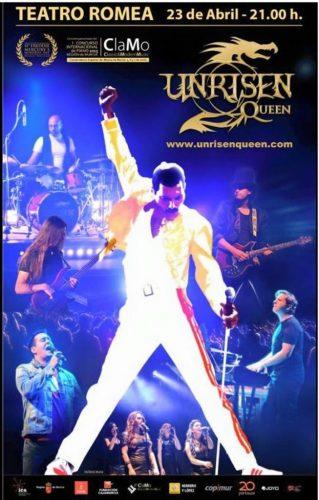 Unrisen-Queen-Concert-Posters-ROMEA-2015-1