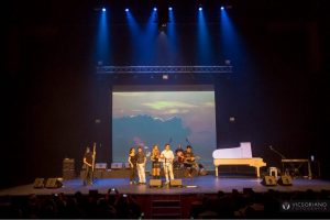 Unrisen Queen Live Concert - 16 Unrisen Queen Concierto en Teatro Circo