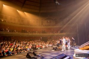 Unrisen Queen Live Concert - 18 Unrisen Queen Concierto en Teatro Circo