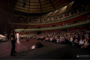 Unrisen Queen Live Concert - 41 Unrisen Queen Concierto en Teatro Circo