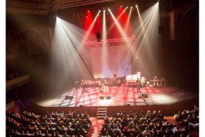 Unrisen Queen Live Concert - 44 Unrisen Queen Concierto en Teatro Circo