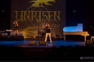 Unrisen Queen Live Concert - 52 Unrisen Queen Concierto en Teatro Circo
