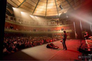 Unrisen Queen Live Concert - 6 Unrisen Queen Concierto en Teatro Circo