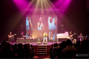 Unrisen Queen Live Concert - 9 Unrisen Queen Concierto en Teatro Circo